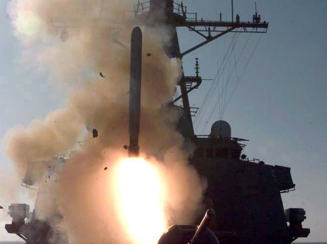 Tomahawk-Missile